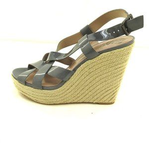 NEW with box Womens Vince Camuto Hattie Wedge 10